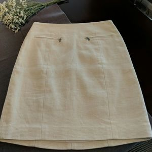 Ann Taylor work skirt size two.